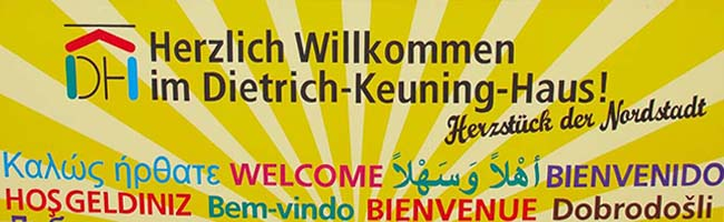 Zwischen Bewährtem und Vision: Dietrich-Keuning-Haus stellt dichtes Halbjahresprogramm für Nordstadt und mehr vor