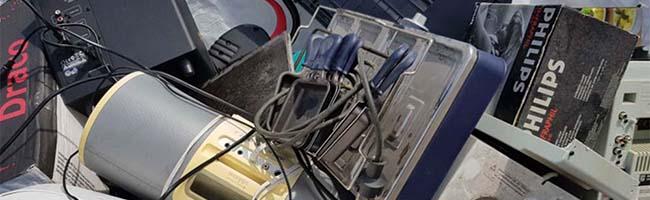 Elektroschrott ist Gold wert – Verbraucherzentrale über den Wert von vermeintlichem Müll in der Wegwerfgesellschaft