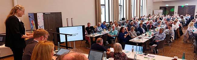 """Weg von """"kirchlichen Angeboten"""" hin zur """"Kirche mit den Menschen"""" – Synode des Ev. Kirchenkreises Dortmund tagte"""