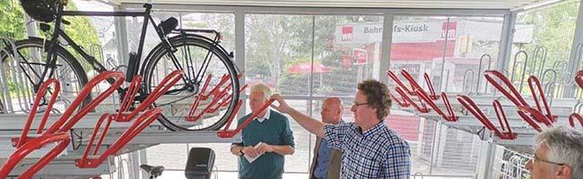 Radfahren in Dortmund: Startschuss für neue Sammel-Abstellanlagen für Fahrräder in Mengede und Aplerbeck