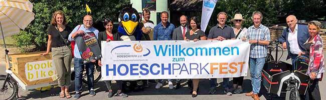 """""""Eine Welt. Nordstadt."""" Unter diesem Motto steht  das Hoeschparkfest am 7. Juli – Über 50 Vereine wirken mit"""