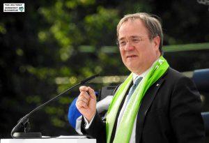NRW-Ministerpräsident Armin Laschet. Foto: Alex Völkel