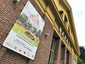 """Im Depot ist """"Blickwechsel - die Nordstadt(blogger)-Ausstellung"""" bis zum 29. Juni zu sehen. Foto: Alex Völkel"""