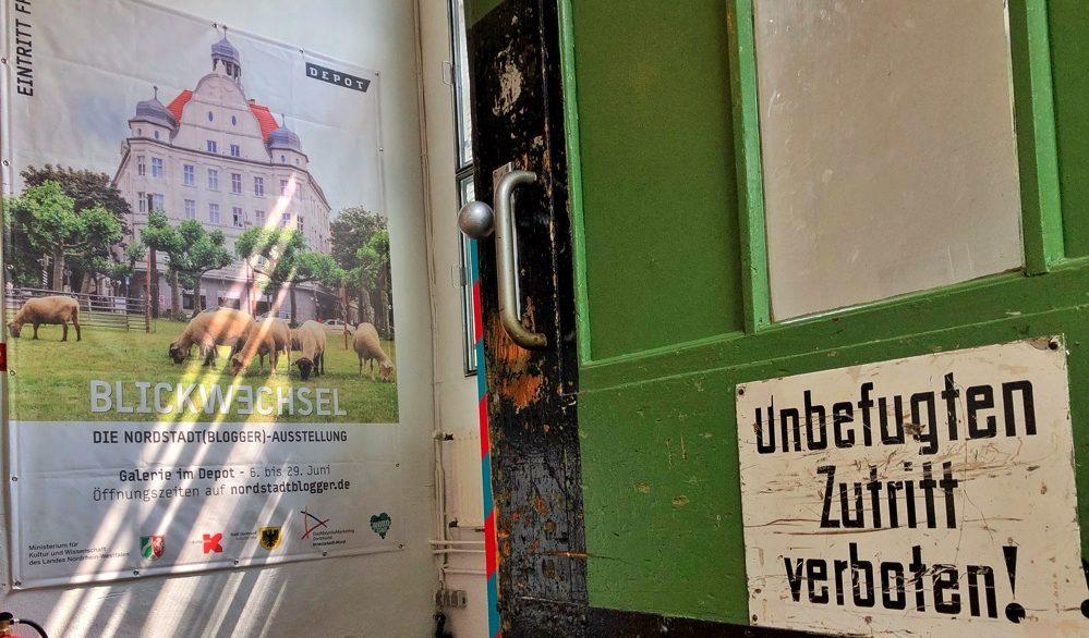 Am Donnerstag um 19 Uhr öffnen die Nordstadtblogger die Pforten zu ihrer Ausstellung.