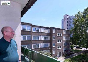 """""""Die Adresse Kielstraße 26 sagt vielen Leuten in der Nordstadt etwas. Dass es jetzt gelöst wird, ist eine besonders erfreuliche Angelegenheit"""", betont Bezirksbürgermeister Dr. Ludwig Jörder."""