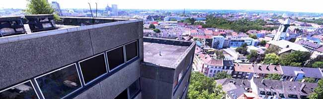 """Ende nächsten Jahres soll das """"Horrorhaus"""" Geschichte sein – der Abriss der Kielstraße 26 wird 4,5 Millionen Euro kosten"""