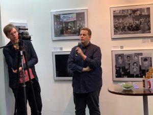 Redaktionsleiter Alexander Völkel dankte den zahlreichen Gästen und den ehrenamtlichen MitstreiterInnen.