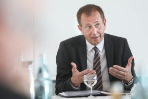 Jochen Meschke (Geschäftsführer der Westfalenhalle)