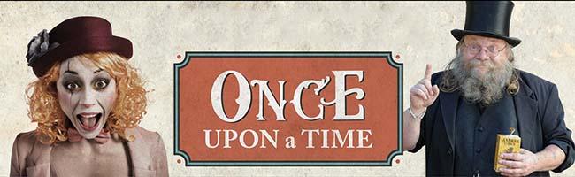 """""""Once Upon a Time"""" … es lebe die Phantasie! Nehmen Sie auf Zeche Zollern eine zauberhafte Auszeit vom Alltag!"""