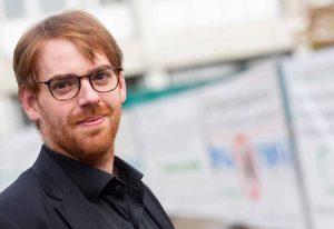 Nordstadt-Kenner Dr.Dr. Sebastian Kurtenbach lädt zu Vortrag und Diskussion. Foto: FH Münster/ Wilfried Gerharz