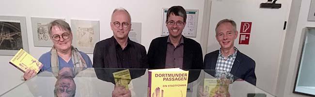 """Dortmund neu entdecken: Stadtführer """"Dortmunder Passagen"""" verbindet Geschichte und Moderne durch Themen-Routen"""