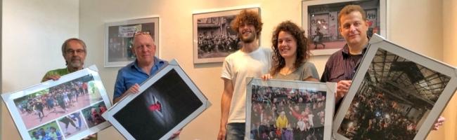 """Besondere Einblicke in die Nordstadt durch """"Blickwechsel"""": Vernissage gleichnamiger Ausstellung in neuer Depotgalerie"""