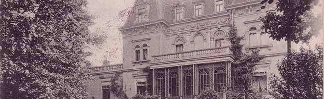 SERIE Nordstadt-Geschichte(n): Erinnerung an die Villa Wiskott am Fredenbaumpark und ihre vielen Wandlungen