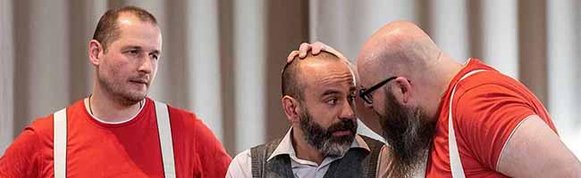 """Theater glassbooth präsentiert """"Willems wilde Welt"""":  Ein Mann auf Suche nach der Identität – Premiere im Depot Dortmund"""