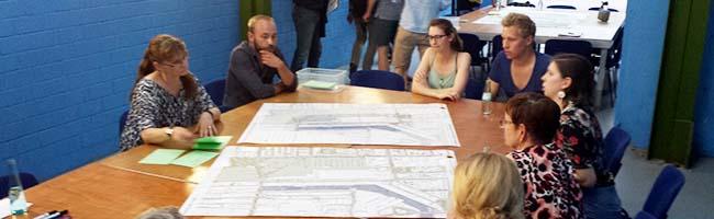 Transparente Stadtentwicklung: BürgerInnenwerkstatt zum Thema Hafenquartier erarbeitet konstruktive Planungsideen