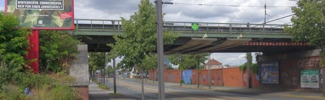 Planung Ersatzneubau der Eisenbahnbrücken Lindenhorster und Evinger Straße durch Eisenbahn Infrastruktur GmbH