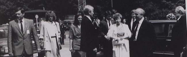 """Demokratie von unten: Wie """"Malocherdiplomatie"""" dazu führte, dass Michail Gorbatschow vor 30 Jahren Dortmund besuchte"""