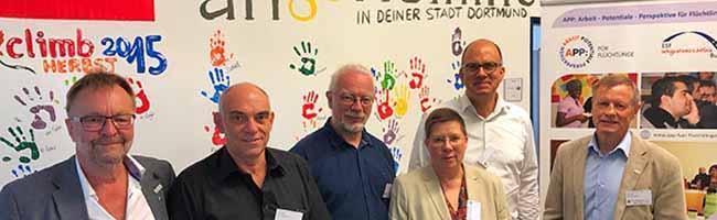 """Gut besuchtes 7. Dortmunder Forum für Flüchtlinge – Aktive diskutierten unter dem Motto """"Integration hört nicht auf"""""""