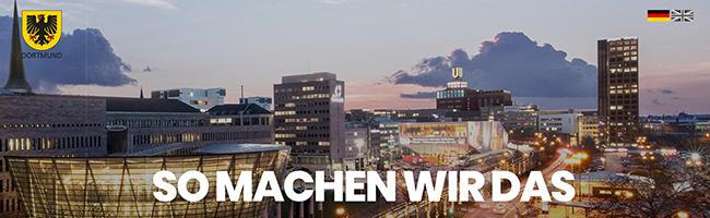 Dortmund ist im Halbfinale beim Wettbewerb zu Europas innovativster Stadt – 12 Kommunen treten gegeneinander an