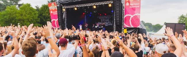 Das war das Juicy Beats 2019 – das bisher wohl heißeste Festival-Wochenende verlief erfolgreich und ohne Störungen