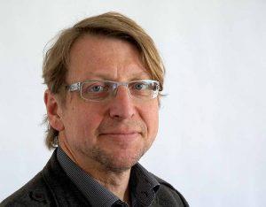 Künstler Michael Dörner. Foto: Bernd Müller-Pflug