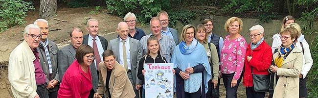 Neues Teehaus kehrt in den Westfalenpark Dortmund zurück – erster Spatenstich rechtzeitig zum 60. Parkgeburtstag