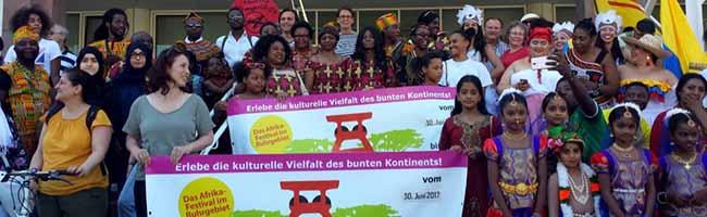 Gelebte Vielfalt im DKH Dortmund: Mehr als 4000 Gäste kamen zum zehnten Afro-Ruhr-Festival in der Nordstadt