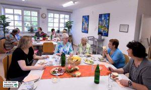 """Am kommenden Freitag findet die nächste """"Pflegepause"""" im EKH statt. Fotos: Alex Völkel"""