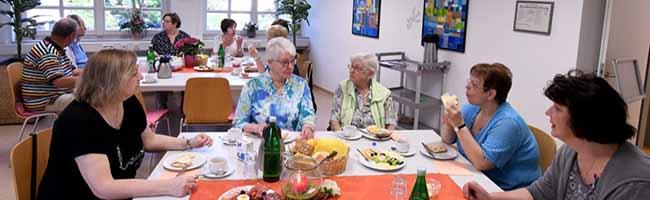 """Eine """"Pflegepause"""" in Eugen-Krautscheid-Haus: Zwei Stunden Urlaub vom Alltag mit Demenz für pflegende Angehörige"""