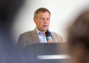Regierungsvizepräsident Volker Milk von der Bezirksregierung Arnsberg