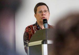 Stadträtin Birgit Zoerner, Sozialdezernentin der Stadt Dortmund