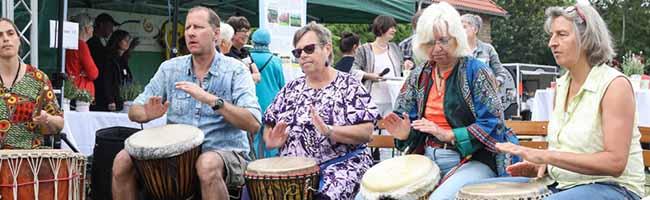 Am Sonntag zeigte die Nordstadt beim Hoeschparkfest mit ihren vielen Vereinen, warum sie so lebenswert ist