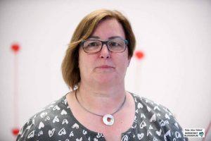 Kerstin Jung ist bei der AWO zuständig für die Tagespflege-Angebote.