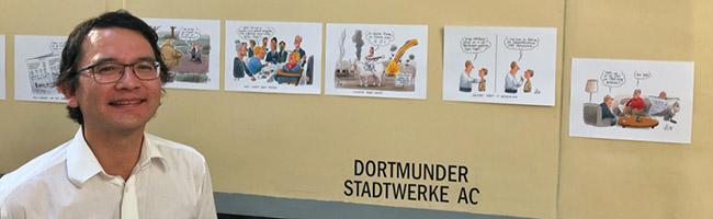 """Ein Bild sagt mehr als tausend Worte: Noch bis Samstag ist die """"Rückblende""""-Ausstellung im Depot in der Nordstadt zu sehen"""