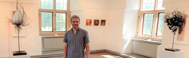 """In die dritte Dimension der Kunst eintauchen: Ausstellung """"Immersion"""" zeigt 3D-Drucke im Torhaus Rombergpark"""