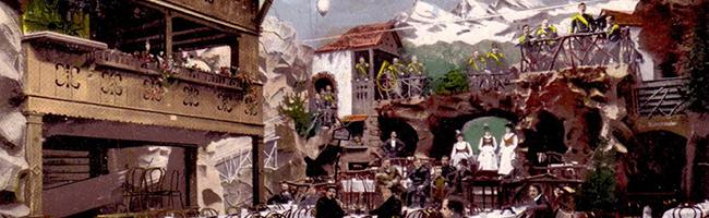SERIE Nordstadt-Geschichte(n): Julius Fischer holte 1905 die Alpen an den Steinplatz – Gastronomie im ständigen Wandel