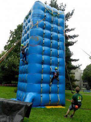 Die zweiwöchigen Ferienspiele finden in den letzten beiden Ferienwochen statt. Foto: AGDoFe