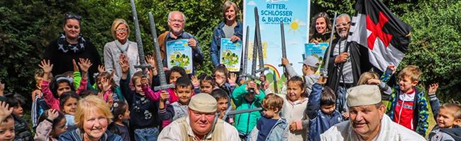 """""""Ritter, Schlösser und Burgen – Leben wie im Mittelalter"""" – Montag starten die zweiwöchigen Ferienspiele in Dorstfeld"""