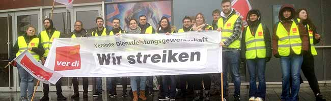 Ver.di will mit Streiks im Cinestar einen Tarifvertrag erkämpfen – das Kino reagiert in Dortmund mit Aussperrungen