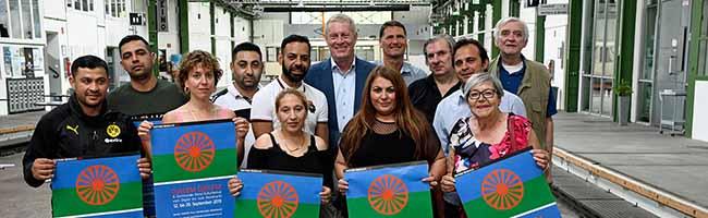 """Beim """"Djelem, Djelem""""- Festival präsentiert die Roma-Gemeinde ein sichtbares Zeichen ihrer Kultur in der Nordstadt"""