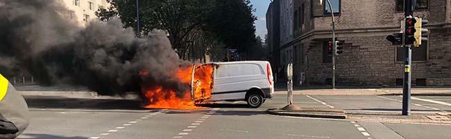 Zwei Brandereignisse halten Feuerwehr und Polizei in Dortmund auf Trab – nun werden noch ZeugInnen gesucht!