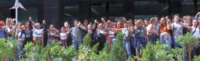 Fridays for Future Sommerkongress: 1.500 AktivistInnen kamen zum Austausch und Vernetzen nach Dortmund
