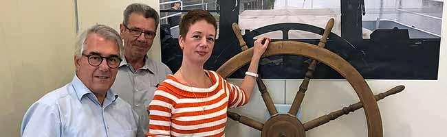 """""""Hoesch maritim"""": Eine Sonderausstellung in der Nordstadt erzählt im Hoesch-Museum 120 Jahre Hafengeschichte"""