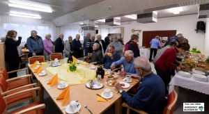 Die Begegnungsstätte ist eine wichtige Anlaufstelle für Menschen und Gruppen aus dem Ortsteil.
