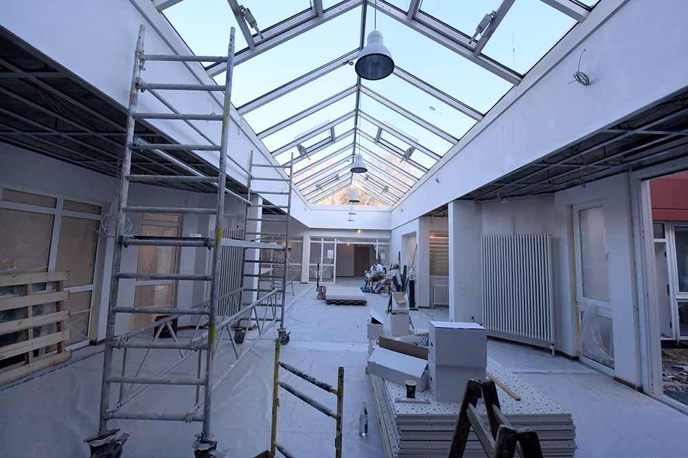 Mehr als 100.000 Euro hat der Förderverein des Hauses bereits in Technik und Erhaltung gesteckt. Archivfoto: Alex Völkel