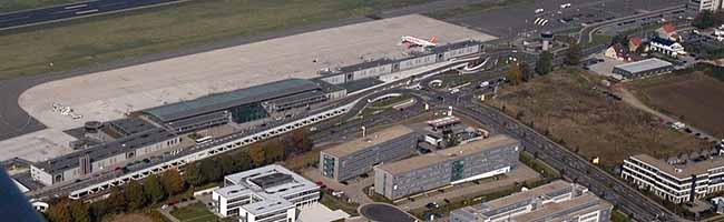 """Grüne, CDU, Linke+ und """"Die Fraktion"""" wollen eine mögliche Nachfolgenutzung fürs Flughafen-Gelände untersuchen lassen"""