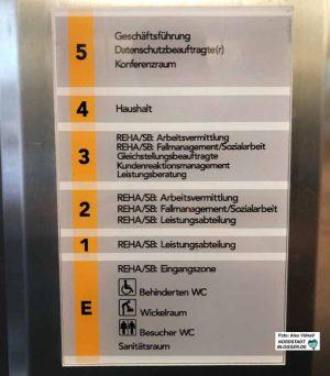 Voraussichtlich im Jobcenter am Südwall soll das Gesundheitshaus eingerichtet werden. Foto: Alex Völkel