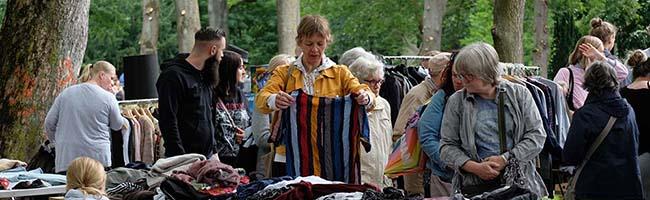 Trödelmarkt im Westpark Dortmund findet unter besonderen Auflagen im Juli statt – Tickets für Besucher*innen