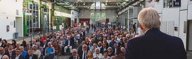 70 Jahre Auslandsgesellschaft Dortmund:Integration und Völkerverständigung im Zeichen von Humanität und Toleranz