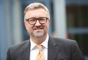Christian Heine-Göttelmann ist Vorsitzender der Freien Wohlfahrtspflege NRW. Foto: Hans-Jürgen Bauer/ Diakonie RWL